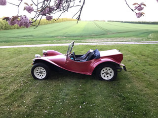 Berry Mini T2 buggy byttes - 3