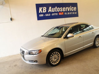 Volvo S80 2,5 T Kinetic aut.