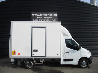 Renault Master T35 ALUKASSE/LIFT 2,3 DCI 125HK Ladv./Chas.