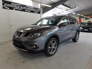 Nissan X-Trail 7 pers. 1,6 DCi Visia 130HK 5d 6g