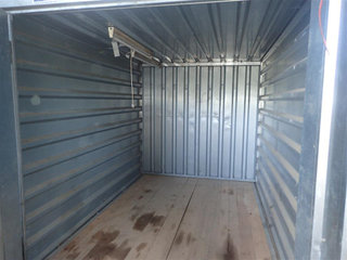 - - -  Opbevaringscontainer 2,0 x 2,5 m. - 5