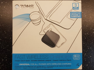 ZENZ FAST CHARGER Wireless