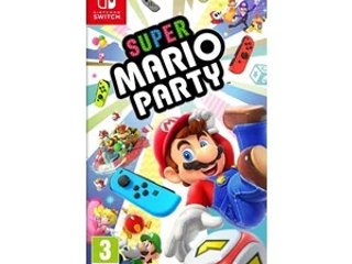 Mario Party NYT t. Switch