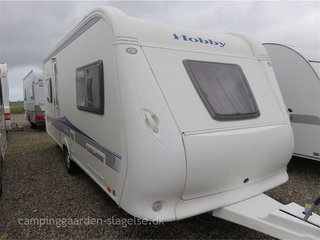 2009 - Hobby Excellent 540 UL
