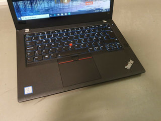 Lenovo Thinkpad T480, Core i7