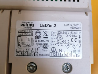 Philips Luxspace 20 w LED