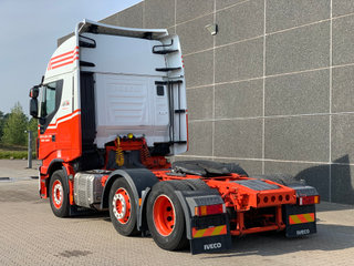 Iveco Stralis Hi-Way AS440S46 6X2-4, Trækker - 3