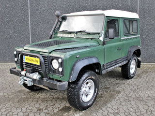 Land Rover Defender 90 2,5 TDi Pick-up
