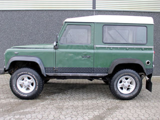 Land Rover Defender 90 2,5 TDi Pick-up - 2