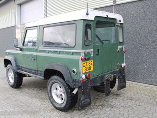 Land Rover Defender 90 2,5 TDi Pick-up - 3