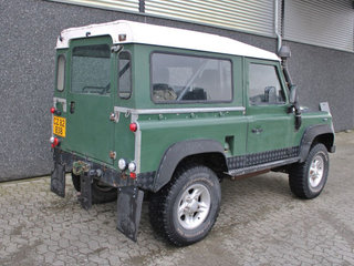 Land Rover Defender 90 2,5 TDi Pick-up - 4