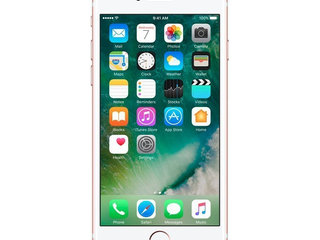 Apple iPhone 7 128GB (Rosa Guld) - Grade C - mobiltelefon
