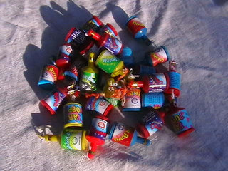 28 stk Party Poppers/Champagna Poppers.