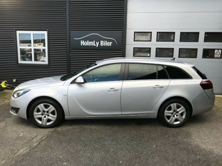 Opel Insignia 1,4 T 140 Edition Sports Tourer eco - 4