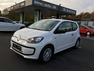 VW up 1,0 Bluemotion Take 60HK 3d
