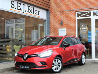 Renault Clio Sport Tourer 0,9 Energy TCe Limited 90HK Stc
