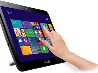 """Asus A4110 15,6"""" Touch, 4GB,128SSD,Win10Pro"""