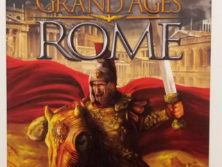 PC-Spil Grand age Rome
