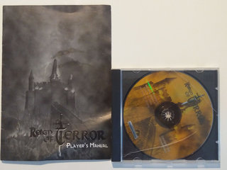 PC-Spil Dracula: Reign of Terror 1997