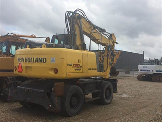 New Holland WE170B pro - 4