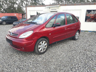 Citroën Xsara Picasso 1,8i Exclusive