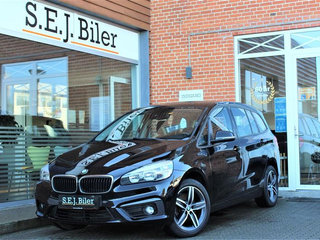 BMW 218d Gran Tourer 2,0 D Advantage 150HK 6g
