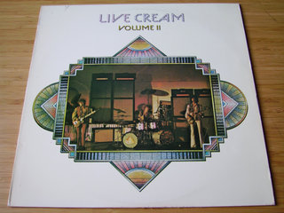 cream - live cream volume ll