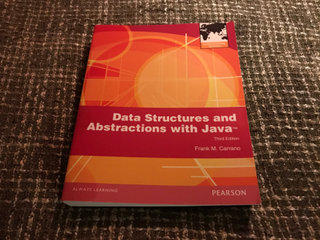 Data Structures and Abstractions with Java, Global