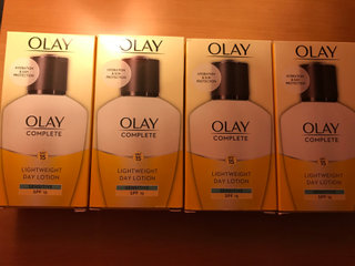Olay Lightweight Day Lotion
