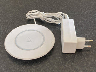 Belkin BOOST UP Wireless Charging mobiltelefon