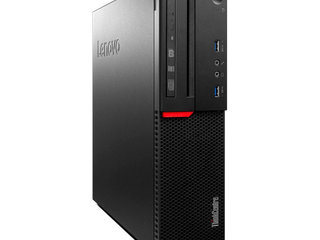 Lenovo ThinkCentre M800 - Intel i5 6500 3,2GHz 256GB SSD 8GB Win10 Home - Grade B - stationær computer