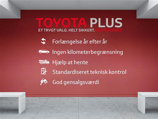 Toyota Auris Touring Sports 1,8 B/EL H2 Selected 136HK Stc Aut. - 2