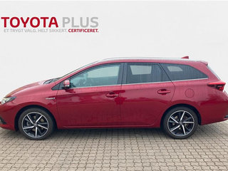 Toyota Auris Touring Sports 1,8 B/EL H2 Selected 136HK Stc Aut. - 3