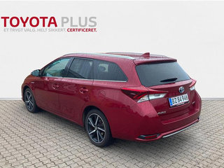 Toyota Auris Touring Sports 1,8 B/EL H2 Selected 136HK Stc Aut. - 4