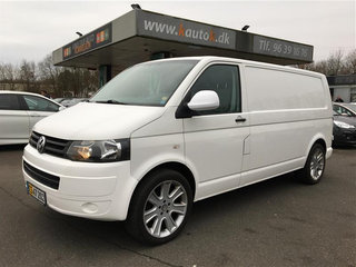 VW Transporter L 2,0 blueMotion TDI 114HK Van