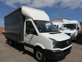 VW Crafter 2,0 TDi 163 Alukasse m/lift L - 2