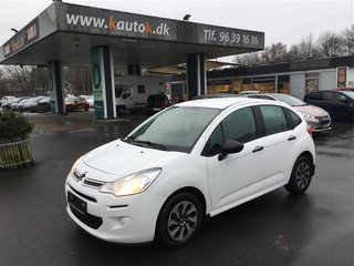 Citroën C3 1,0 VTi Attraction 68HK 5d