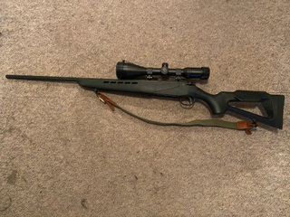 MOSSBERG 4x4 Bolt Action 308 Win.