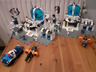 Lego: Space Police 5985