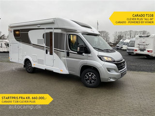 2021 - Carado T 338 Clever ALL IN