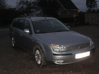 Ford Mondeo 2,0 ST