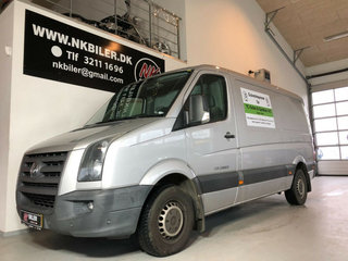 VW Crafter 2,5 TDi 136 Chassis