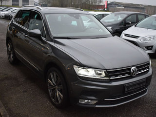 VW Tiguan 2,0 TDi 190 Highline DSG 4M - 4