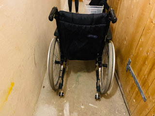 Invacare action3ng kørestol