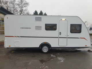 Weinsberg CaraCito 500 QDK NYHED NYHED