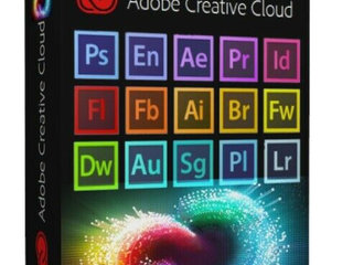 Adobe Creative Cloud Collection 2021 for Mac & PC
