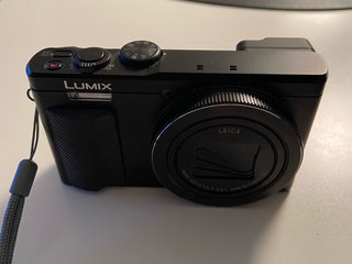 Panasonic DMC-TZ80 4K camera