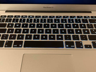 MacBook Air, 13-inch Early 2015