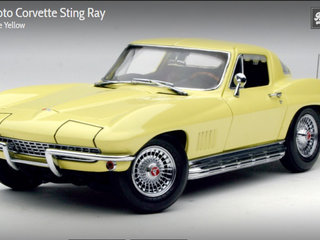 1967 Corvette Stingray - EXOTO 1:18