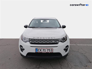 Land Rover Discovery Sport 2,0 Si4 Pure AWD 240HK 5d 9g Aut.